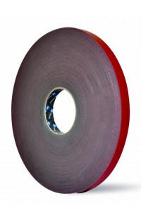 Лента двухсторонняя клейкая акриловая SM Сhemie G15, 1.5 мм *33 м