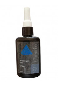 УФ клей SM Chemie 700 для ПЭТ, 100 мл.